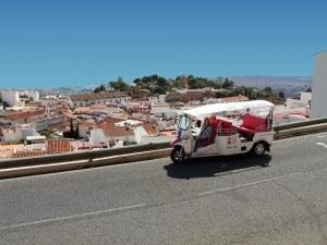 Mijas- Tuk Tuk Spain