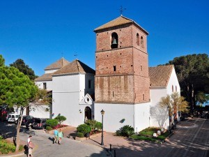 Mijas - parish church